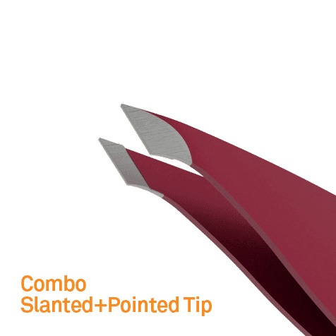 Combo-Tip Soft-Touch Tweezers