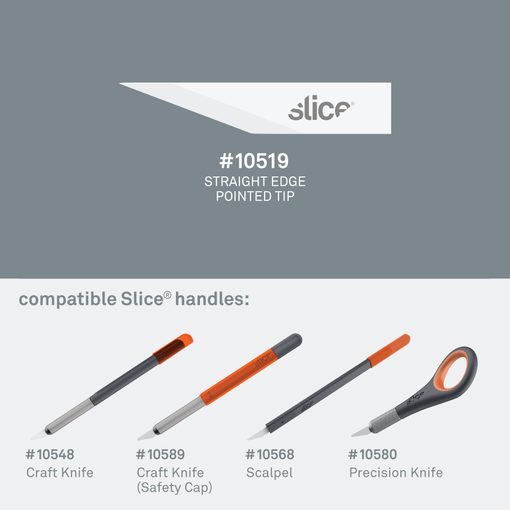 Slice 10519 Craft Blade - Compatible Handles