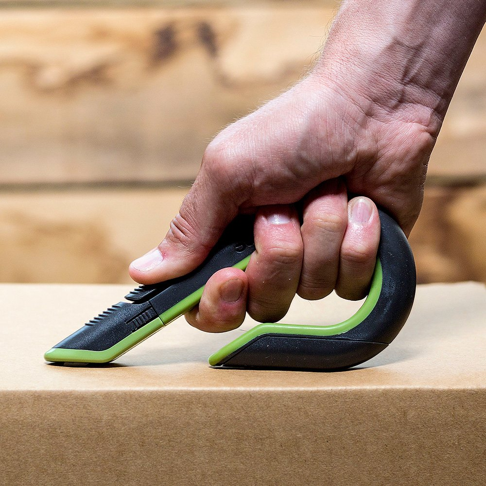 Ergonomic Box Cutter
