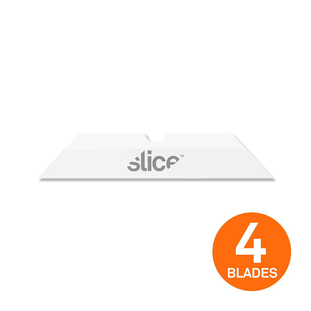 The Slice 10408 Ceramic Box Cutter Blade with pointed tips