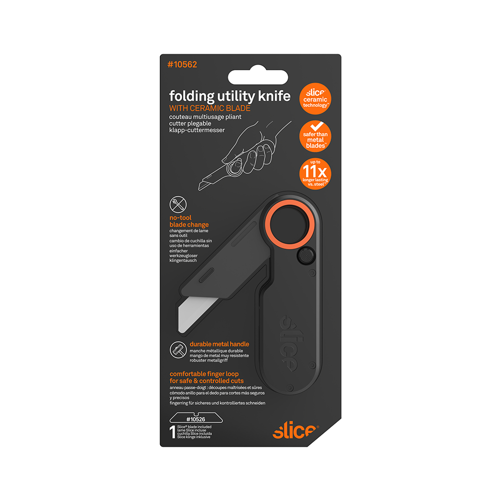 Folding Utility Knife Packaging