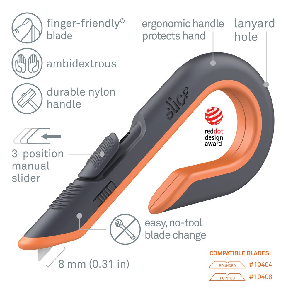 Manual Box Cutter - Features
