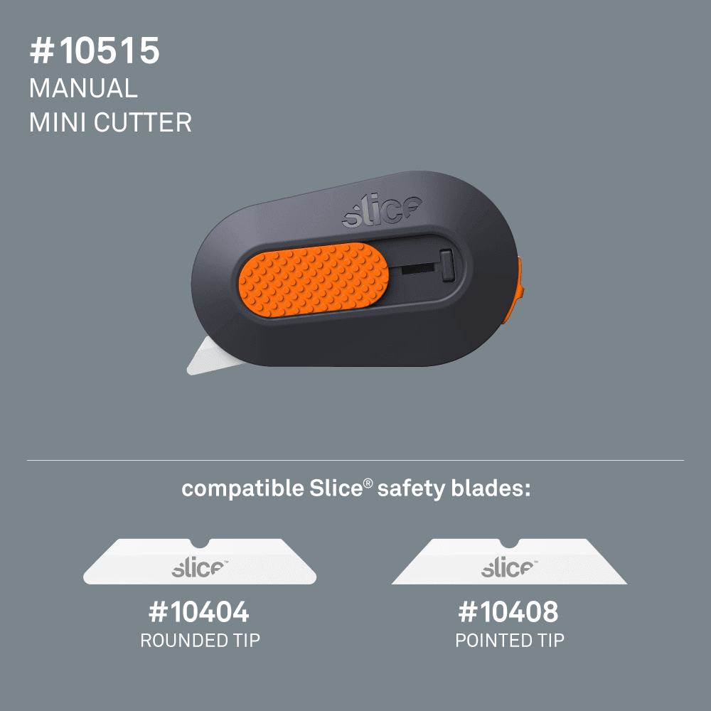 Manual Mini Cutter -- compatible blades