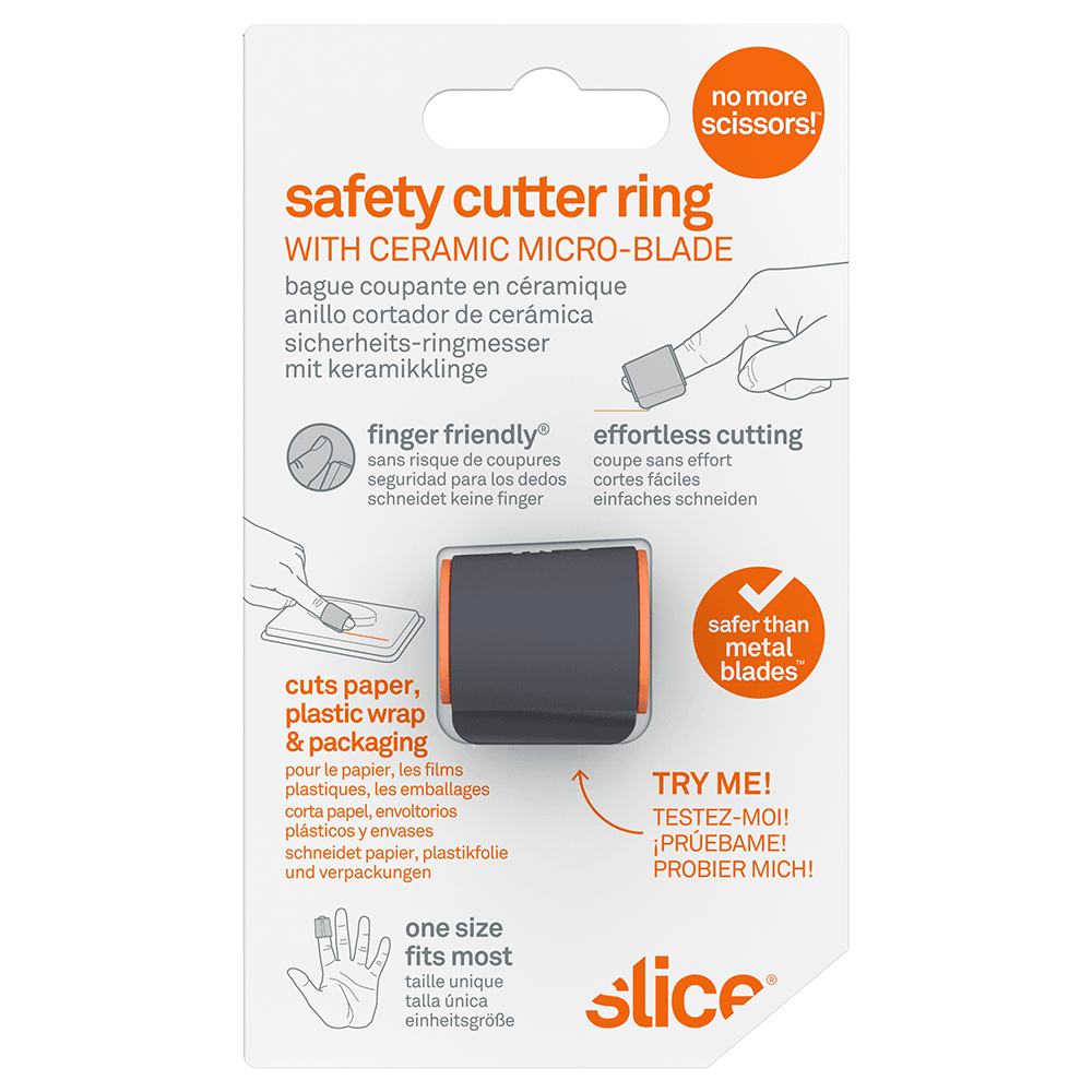 Safety Cutter Ring
