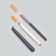 The Slice® Study Kit: the 10548 Craft Knife, the 10513 Pen Cutter, and the 10416 Precision Cutter.